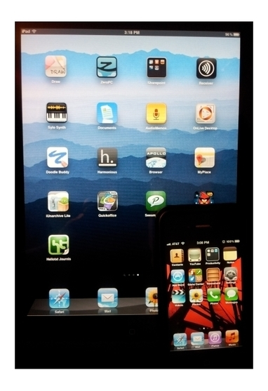 Five reasons why iPad and iPhone are THE choices for BYOD | ZDNet | iPad for School Administrators | Scoop.it