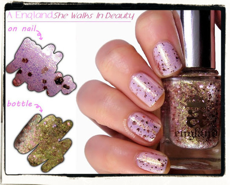 Nailderella: A England - 2 Heavenly Quotes lacquers | Nails and manicure | Scoop.it