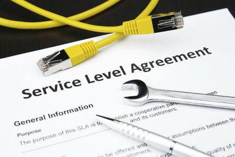 Contratando con un proveedor cloud: ¿qué debe incluir un SLA?   aprender a emprender   Scoop.it