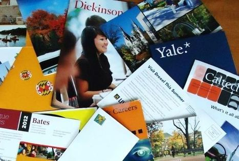 Why colleges' brands look so similar | SCUP Links | Scoop.it