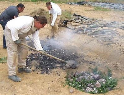FRANCE : Archéologie : cuisson de viande à la façon des néolithiques , La Mézière | World Neolithic | Scoop.it