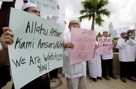 Malaysia's 'Allah' controversy | Democratic  Liberty | Scoop.it
