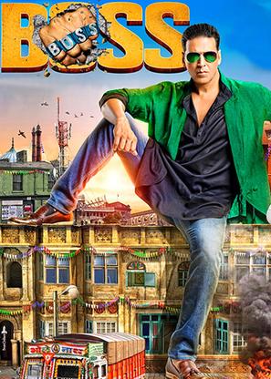 Akshay Kumar as Boss and Chacha Chaudhary to so