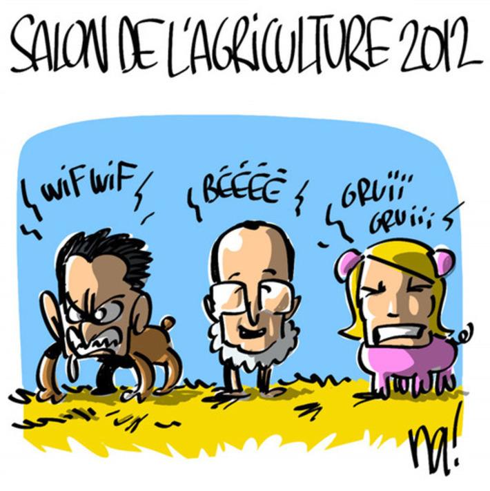 Salon de l'agriculture 2012   Baie d'humour   Scoop.it
