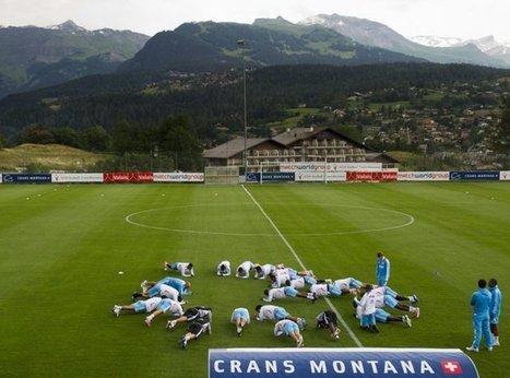 Le business des stages d'altitude en Valais | World tourism | Scoop.it