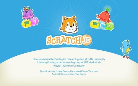 ScratchJr  est désormais disponible pour Android | développement durable - périnatalité - éducation - partages | Scoop.it