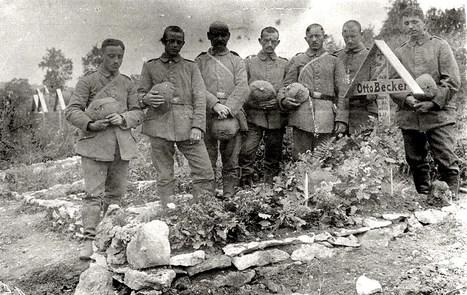 Guerre 14-18. Ces soldats allemands tombés dans l'oubli | Intervalles | Scoop.it