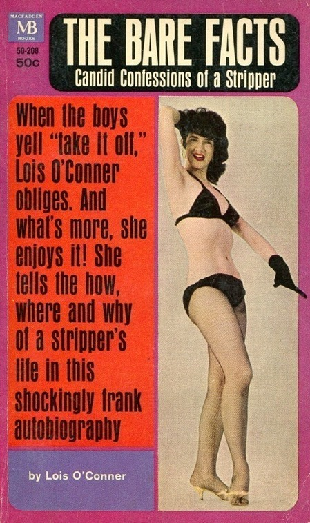 Vintage Sex Worker Pulps | Sex~Kitten.net | Sex Work | Scoop.it