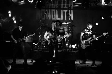 Monolith: nuovo album e Tour! | concerti italia | Scoop.it