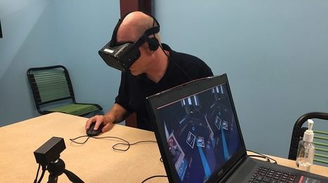 3 Instructional Design Strategies For Virtual Reality Learning - eLearning Industry   aect   Scoop.it