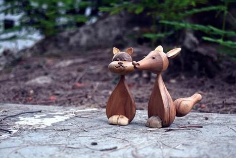 Wooden't you want these toys?! | L'Etablisienne, un atelier pour créer, fabriquer, rénover, personnaliser... | Scoop.it