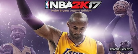 NBA 2k17 Kobe Bryant Edition Apk + OBB Data [Fu