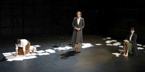 Isabelle Lafon Fait Natre Le Thtre De La Nuit