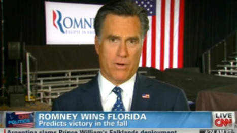 Romney: 'I'm Not Concerned With The Very Poor' (VIDEO) | Roland Martin Reports | Occupy Transmedia Daily | Scoop.it