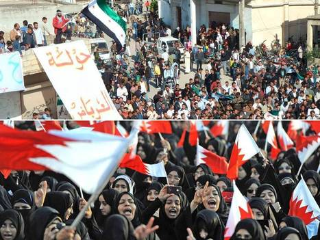 Which tyrant will fall next?  Nationalism and Sectarianism as forces muting the Arabspring efficacy. | Humanities Research | Scoop.it