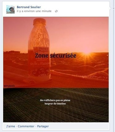 Comment recadrer au mieux une image pour Facebook | Facebook pour les entreprises | Scoop.it