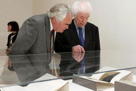 New Seamus Heaney exhibition for Dublin | Literature | Scoop.it