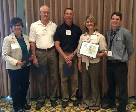 USU Water Conservation Group Receives Regional Award | Water Conservation for Lawn and Landscape | Scoop.it