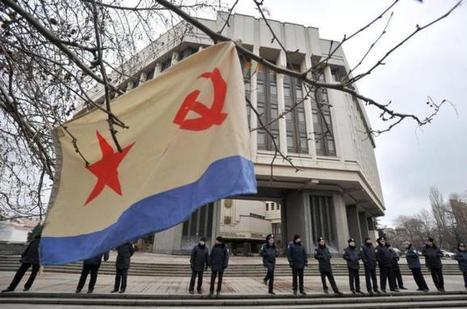 Cold war over Ukraine? | News From Stirring Trouble Internationally | Scoop.it