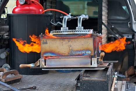 Flash fire injures farrier refilling propane tank - Salmon Arm Observer | Hoofcare and Lameness | Scoop.it
