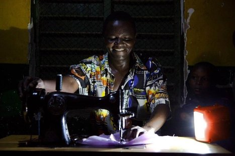Bringing Sunlight to Africa, and Western Investors | Space, place and time | Scoop.it