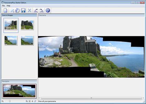 Panorama Plus, aplicación Windows gratuita para crear impresionantes fotografías panorámicas   Recull diari   Scoop.it