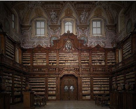 Italian Officials Respond to Massive Library Theft with Some Needed Help - Americana Exchange | Library Collaboration | Scoop.it