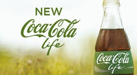 Que faut-il penser du nouveau Coca-Cola life ? | Eco consumption | Scoop.it