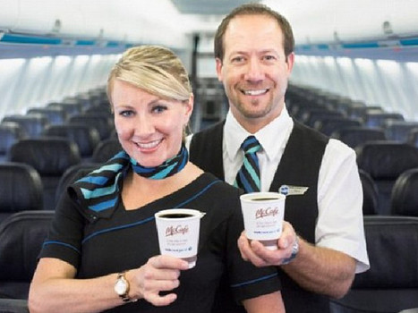 McDonalds has partnered with Canadian airline WestJet  | Daily News Reads | Scoop.it