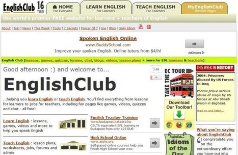 American English Pronunciation Online, Page 2   Scoop it