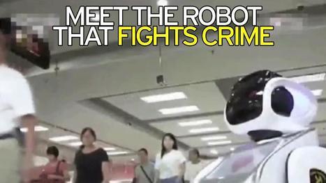 Meet the intelligent humanoid robot that speaks 28 languages and fights crime | Estudios de futuro | Scoop.it