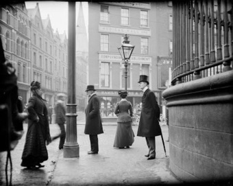 Dubliners: The Photographs of JJ Clarke - Google Cultural Institute   English Literature after 1700   Scoop.it