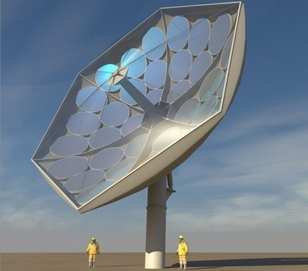 IBM solar collector will concentrate the power of 2000 suns, keep its cool - Engadget | Solar energy topic | Scoop.it