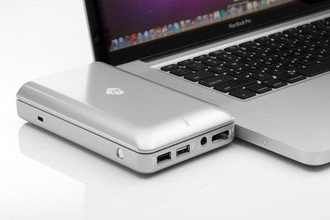 mLogic Launches mDock for MacBooks Makes for Speedy Desktop Departures | All Geeks | Scoop.it