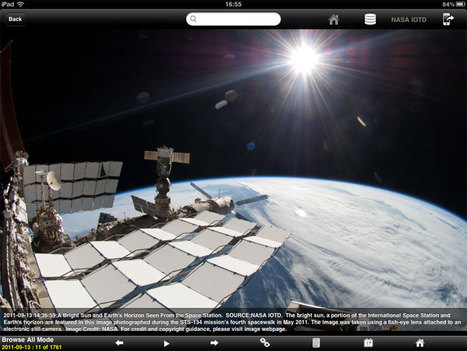 NASA app HD for iPad review: space exploration at its best - All Touch Tablet   iPad Apps for Middle School   Scoop.it