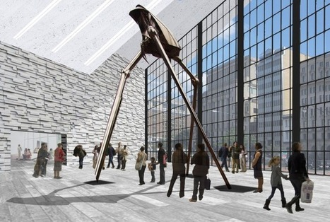 Museum of SCIENCE FICTION a new nonprofit museum in Washington - Architecture Lab | Machines Pensantes | Scoop.it