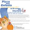 Place aux enfants à Charleroi