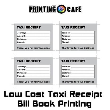 cab receipt