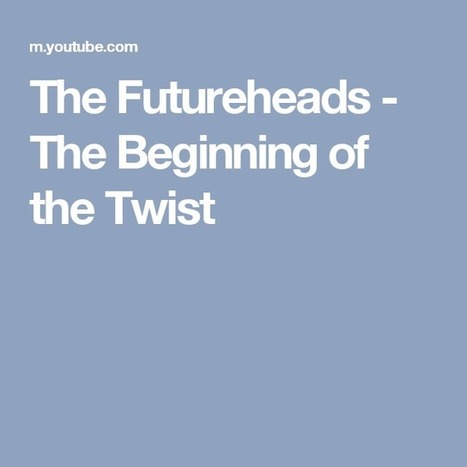 The futureheads the beginning of the twist fl the futureheads the beginning of the twist fandeluxe Choice Image