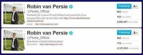Twitter / BBCSporf: BREAKING: Robin Van Persie ... | Arsenal news | Scoop.it