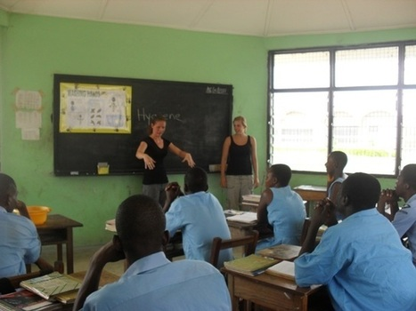"Lindsay Volunteer in Kpando, Ghana | Volunteers Abroad Reviews and Feedbacks | ""#Volunteer Abroad Information: Volunteering, Airlines, Countries, Pictures, Cultures"" 