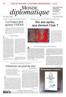 La France doit quitter l'OTAN, par Régis Debray (Le Monde diplomatique, mars 2013)   barcelona mix-web   Scoop.it