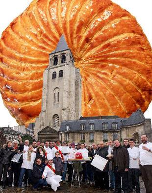 La Galette des Chefs 2013 | Gastronomie et alimentation pour la santé | Scoop.it