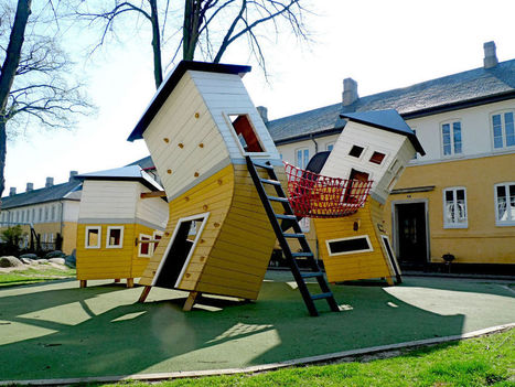 World's Coolest Playgrounds Give Kids a Taste of the Surreal | Wired Design | Wired.com | Art is where you see it | Scoop.it