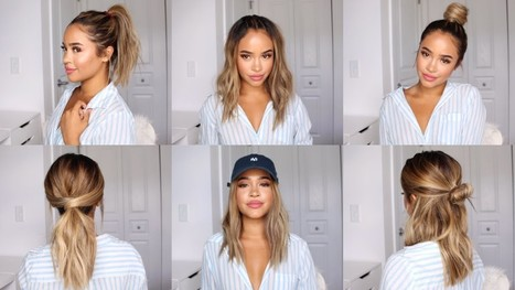 Fresh New Hairstyle Ideas For 2018 Video Ne
