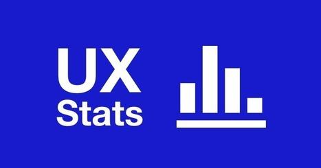 Les 10 chiffres impressionnants de l'UX | Veille Etourisme de Lot Tourisme | Scoop.it
