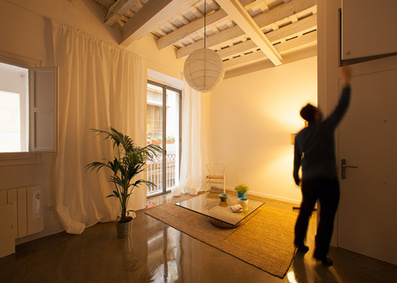 Twin House in Barcelona by Nook Architects | Arquitectura: Rehabilitació, reformes, interiorisme. | Scoop.it