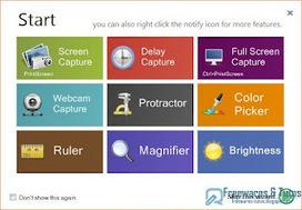iWesoft Free Screenshot Capture : un logiciel pour capturer et annoter votre écran | le manchot rôti | Scoop.it