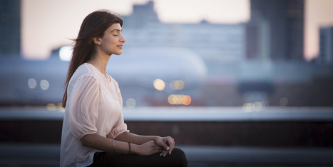 A Surprising Treatment For Depression That May Be Just As Effective As Talking To A Therapist | The Promise of Mindfulness Meditation | Scoop.it