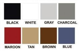 36x72 R//T Professional Speaker Box Carpet//Charcoal Grey-1 Linear Yard